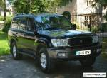 TOYOTA LANDCRUISER AMAZON 4.2 DIESEL AUTO full leather  ***FULL S/H FROM NEW*** for Sale
