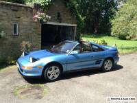 Toyota MR2 G Limited T bar px swap