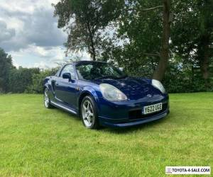 Toyota MR2 Roadster AC RARE Leather Hardtop for Sale