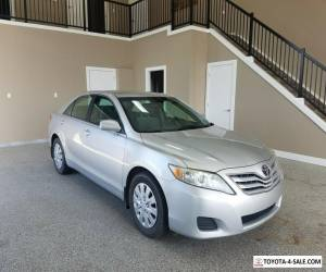 Toyota: Camry LE for Sale