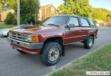 1988 Toyota 4Runner for Sale