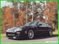 1995 Toyota Supra Coupe Turbo (STD is Estimated)