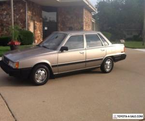 1986 Toyota Camry for Sale