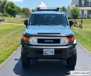 2014 Toyota FJ Cruiser Trail Teams Ultimate Edition for Sale