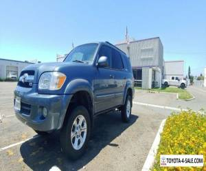 2005 Toyota Sequoia Limited for Sale
