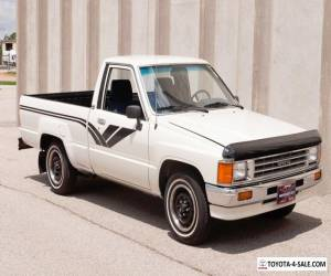 1988 Toyota Hilux DLX Standard Cab for Sale