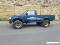 Toyota Hilux Single Cab 2.4  4X4 1993