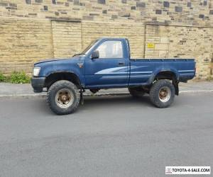 Toyota Hilux Single Cab 2.4  4X4 1993 for Sale