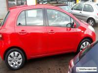 2006 TOYOTA YARIS LOW MILEAGE FULL M.O.T
