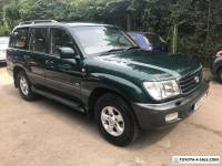 TOYOTA LAND CRUISER AMAZON VX 4.2TD AITOMATIC 2001
