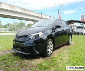 2016 Toyota Corolla Sedan L (4AT) for Sale