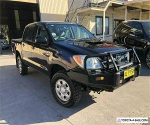 2005 Toyota Hilux KUN26R SR Plum Manual M Utility for Sale