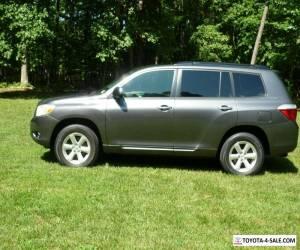 2008 Toyota Highlander Base for Sale