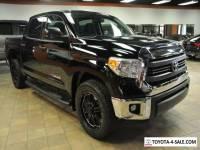 2015 Toyota Tundra CREWMAX TSS  OFF-ROAD SR5 V8