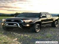 2013 Toyota Tacoma TRD OFF Road/ Tow package/ electric brake