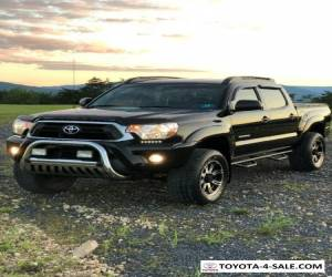 2013 Toyota Tacoma TRD OFF Road/ Tow package/ electric brake for Sale