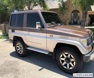 1991 Toyota Land Cruiser Prado SX for Sale
