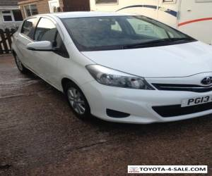 TOYOTA YARIS TR VVTI 2013 1.3CC PETROL Excellent condition  for Sale