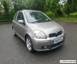 TOYOTA YARIS TSPORT FACELIFT LOW MILES SPORTY NIPPY CAR for Sale
