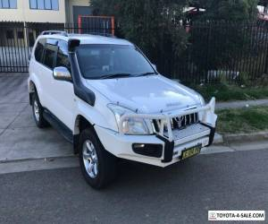 2005 Toyota Prado Landcrusier for Sale