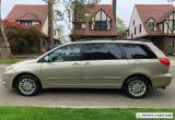 2010 Toyota Sienna Limited edition AWD, Beutiful, Clean - NO RESEVE for Sale