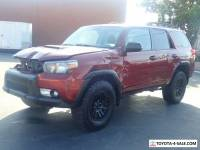 2011 Toyota 4Runner Limited 4WD V6