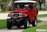 1977 Toyota Land Cruiser LAND CRUISER for Sale