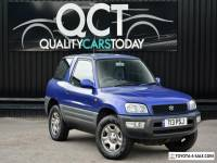 Toyota Rav 4 2.0 EX 3dr 4X4 * Lady Owner Since 2007 + January 2020 MOT