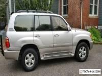 2000 Toyota Land Cruiser Standard