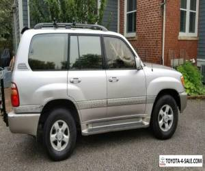 2000 Toyota Land Cruiser Standard for Sale