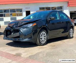 2018 Toyota Corolla Sedan LE (CVT) for Sale