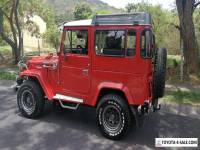 1978 Toyota Land Cruiser Custom