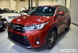 2017 Toyota Highlander for Sale