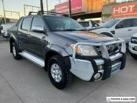 2007 Toyota Hilux GGN25R SR5 Grey Automatic A Utility