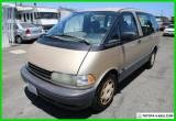 1994 Toyota Previa DX for Sale