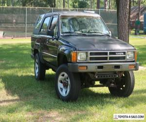 1986 Toyota 4Runner DLX for Sale