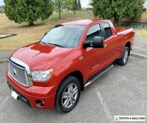 2012 Toyota Tundra 4WD Limited for Sale