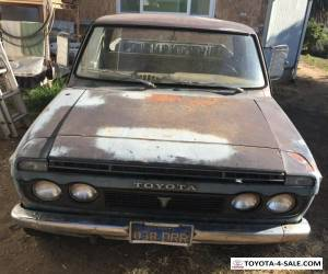 1971 Toyota Hilux for Sale