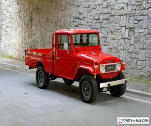 1982 Toyota Land Cruiser FJ45 for Sale