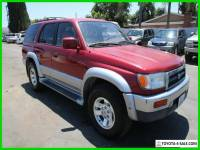 1998 Toyota 4Runner SR5 V6 Limited