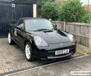 Toyota MR2 Mk3 Roadster for Sale