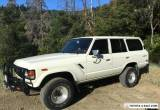 1982 Toyota Land Cruiser FJ for Sale