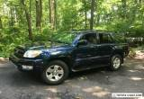 2003 Toyota 4Runner for Sale