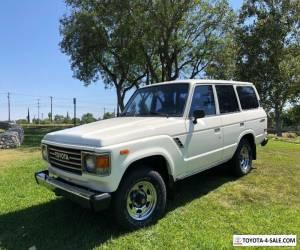 1984 Toyota Land Cruiser FJ60 for Sale