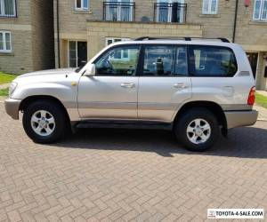 1999 Toyota Landcruiser Amazon VX 4.2 Diesel Automatic 7 seater for Sale