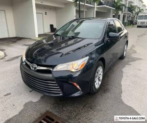 2016 Toyota Camry for Sale