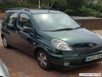 TOYOTA YARIS VERSO 71000 MILES, EXCELLENT