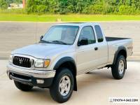 2003 Toyota Tacoma No Reserve Ext 4x4 Diff Lock