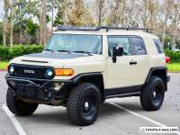 2010 Toyota FJ Cruiser Trail Teams Special Edition