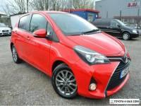 2016 Toyota Yaris Icon Vvt-I 1,3 Petrol